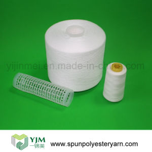 Polyester Spun Sewing Thread From Ne20s to Ne60s Counts pictures & photos