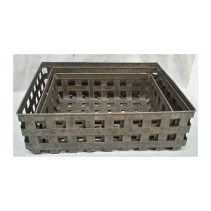Copper Color of Gift Storage Box Metal Gift Storage Box pictures & photos
