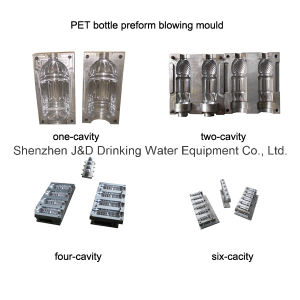 6 Capacity Blow Molding Mold pictures & photos