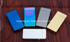 USB Charging Pulse Arc Metal Cigarette Lighters pictures & photos