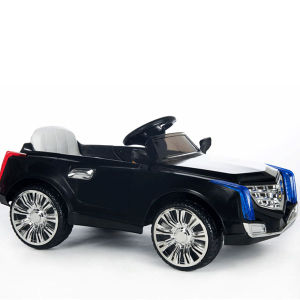 Electric Ride-on Baby Toy Car- Remote Control Black