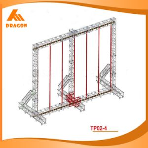 Gentry Truss, Goal Post Type Truss, Show Truss pictures & photos