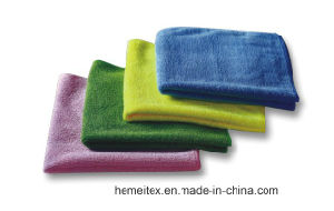 Microfiber Cleaning Towel pictures & photos