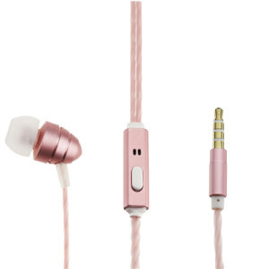 High Quality in-Ear Stereo Headset Earbuds Mobile Earphone for All Mobile Phones with Mic (XS-LP009)
