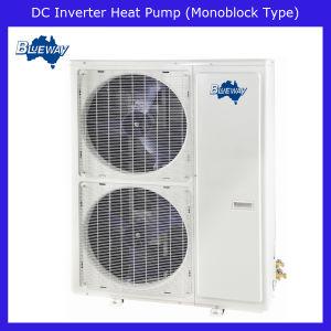 Air Source DC Inverter Heat Pump Water Heater - Monoblock pictures & photos