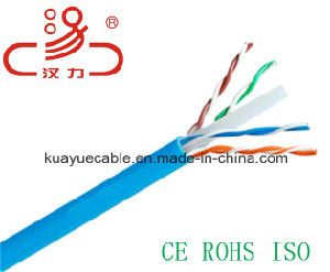 LAN Cable UTP CAT6 Cable 4 Pair /Computer Cable/ Data Cable/ Communication Cable Network Cable pictures & photos