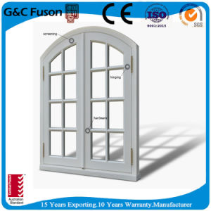 Australia Standard American Style Aluminum Casement Window for Villa pictures & photos