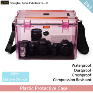 Waterproof Clear Equipment Safety Case Outdoor Safe Storage Case pictures & photos