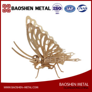 Butterfly Metal Office/Gift/Home Decorations Customized Precise Laer Cutting pictures & photos