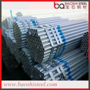 Steel Pipe/Galvanized Steel Pipe with Different Sizes pictures & photos