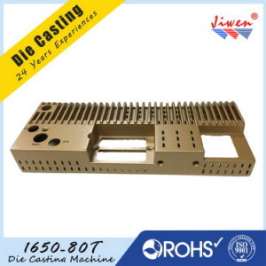 Manufacturer Supply Aluminum Die Casting for Vehicale Heat Sink pictures & photos