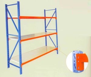 Warehouse Storage Medium Duty Pallet Rack System, Longspan Shelving pictures & photos