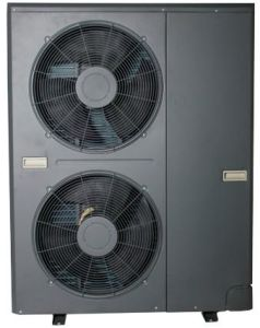 Air Source DC Inverter Heat Pump Water Heater - Monoblock pictures & photos