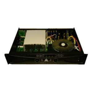 Cinema PA System Class H Sound Professional Power Amplifier pictures & photos