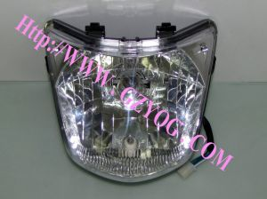 Motorcycle Parts Motorcycle Head Light Assy for Cgr-125 pictures & photos