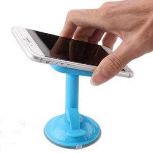 Unique Design 360 Degree Rotation Eight Silicone Sucker Phone Holder pictures & photos