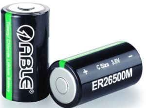 3.6V Er26500m Lithium Battery pictures & photos