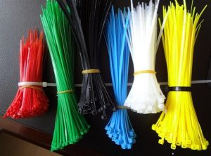 PA66 Nylon Cable Ties, Nylon 66 Cable Tie pictures & photos