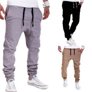 Factory OEM Men Jogger Pants Fashion Cotton Tract Pants pictures & photos