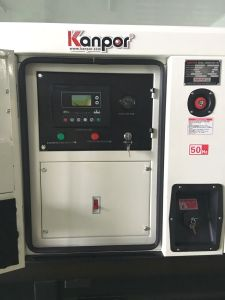 45kVA 36kw Power by Famous Yanmar Engine Silent Diesel Generator pictures & photos