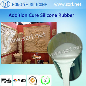 RTV-2 Silicone Rubber for Garden Statue Concrete Molds pictures & photos