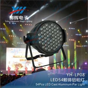 54*3W RGB 3 in 1 Mixing Stage Effect DJ Disco Party PAR Can LED Lights pictures & photos
