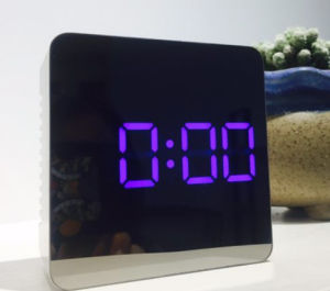 Digital LED Clock with USB Cable pictures & photos