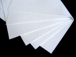 Aluminum Silicate Ceramic Fiber Paper 1260 Grade pictures & photos
