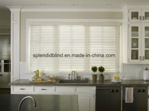 Wooden Windows Curtain Blinds Home Use Wood Blinds pictures & photos