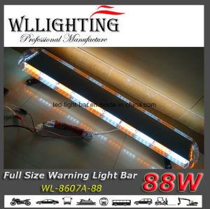 Amber/White LED Emergency Police Warning Lightbars pictures & photos
