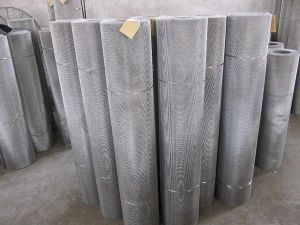 Plain Weave/Woven Stainless Steel Cloth/Fabric/Screen/Wire Mesh pictures & photos