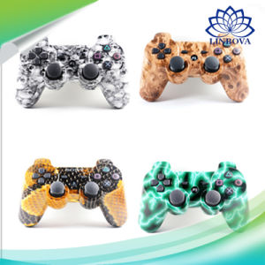 Bluetooth Wireless Video Game Controller for PS3 PS4 Joy Pad Game Joystick pictures & photos