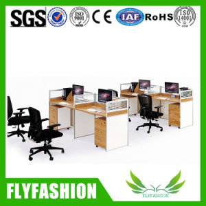 Workstation Desk Office Furniture Office Desk with 4 Seater pictures & photos