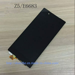 Mobile Displays Phone Original Touch Screen LCD for Sony Z5 4 3 2 1 LCD pictures & photos