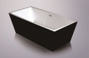 Onsen Glossy Finished Modern Colored Bathtub Whirlpool