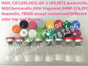 Aod9604 2mg/Vial Peptide Powder Aod 9604 for Increases Muscle Mass pictures & photos
