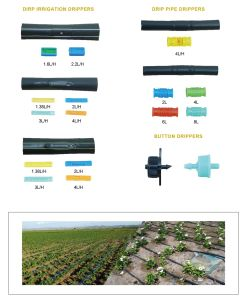 Drip Irrigation Accessories pictures & photos