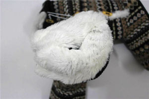 Women′s Ladies Knitted Warm Indoor Slippers pictures & photos