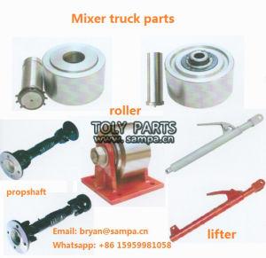 Mixer Truck Drum Roller Contrete Machine Parts pictures & photos