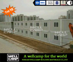 Economic Mobile Modular Prefab House pictures & photos