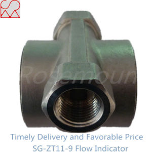 Tianhe Double Window Water Flow Indication pictures & photos