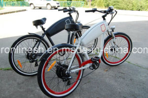 School Style or Beach Cruiser 250W/350W/500W Retro Classic Vintage Electric Bicycle/Electric Bike/E Bicycle/E Bike/Pedelec W Hidden Battery En15194, Ce pictures & photos