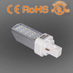 10W E26/E27/G24 LED Plug Light CFL Replacement Lamp, 3 Year Warranty, Ce RoHS UL cUL pictures & photos