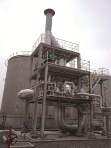 Catalytic Thermal Oxidizer for Waste Gas Treatment