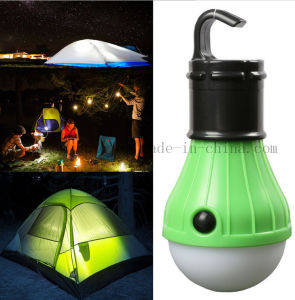OEM Outdoor Tent LED Lamp Bulb Light with Battery pictures & photos