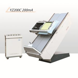 Yz-200c X-ray Machine Duble Bed31 pictures & photos