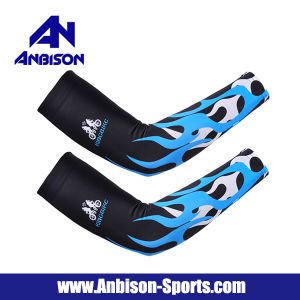 Hot Sale Outdoor Games Wear Anti-UV Sunscreen Arm Sleeves pictures & photos