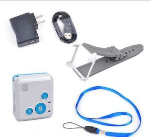 Mini Kid Mobile Phone GSM GPS Tracker pictures & photos