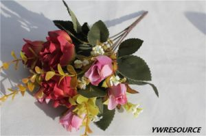 Environmental Friendly Artificial Flowers for Decoration pictures & photos
