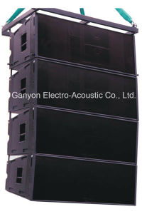 Three-Way Single 12 Inch Outdoor Line Array, W8LC, Professional High Power Loudspeaker pictures & photos